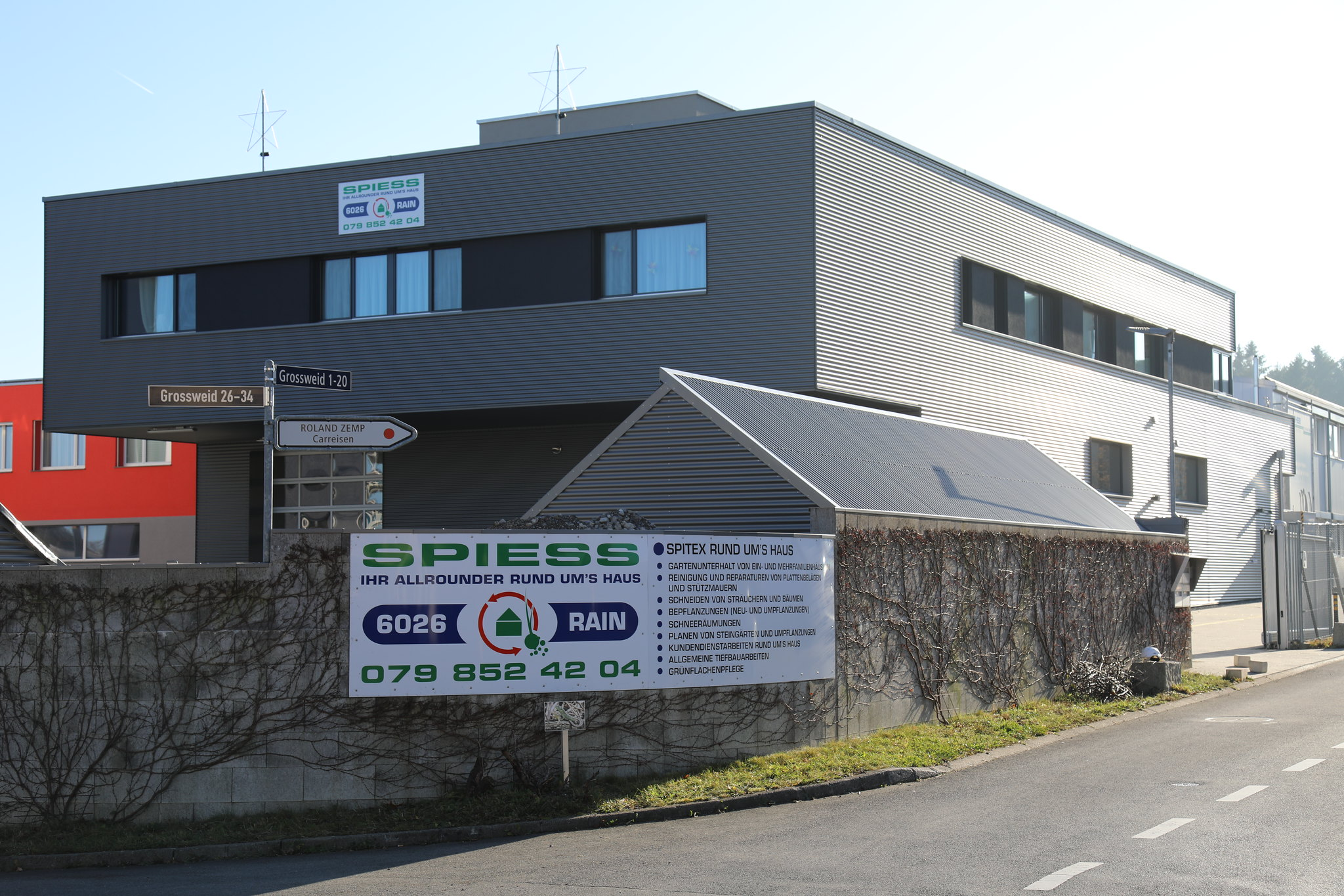 2015 Gewerbebau Neubau