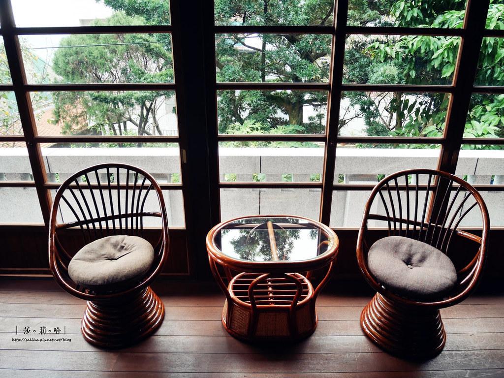 淡水老街景點淡水日本警官宿舍 (8)