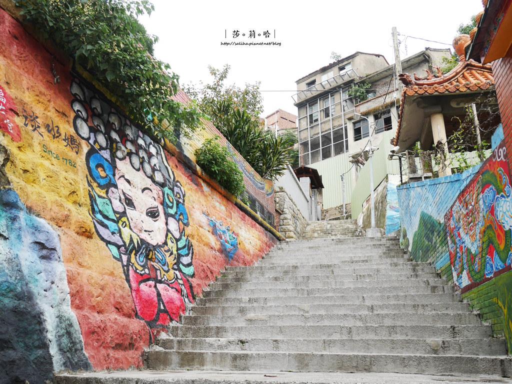 淡水老街一日遊景點淡水日本警官宿舍古蹟免費參觀免門票 (2)
