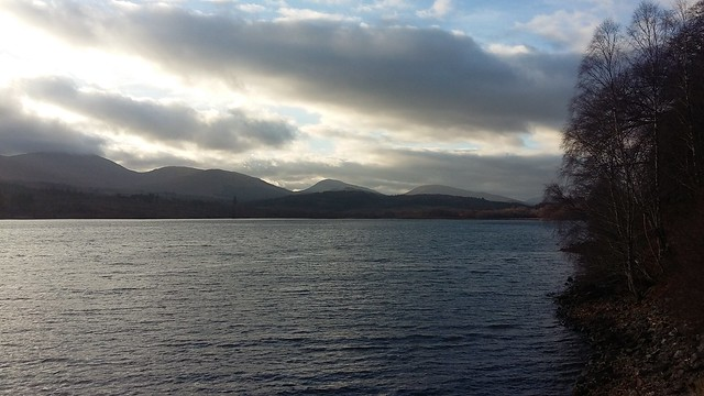 Loch Garry, Tomdoun, Dec 2019