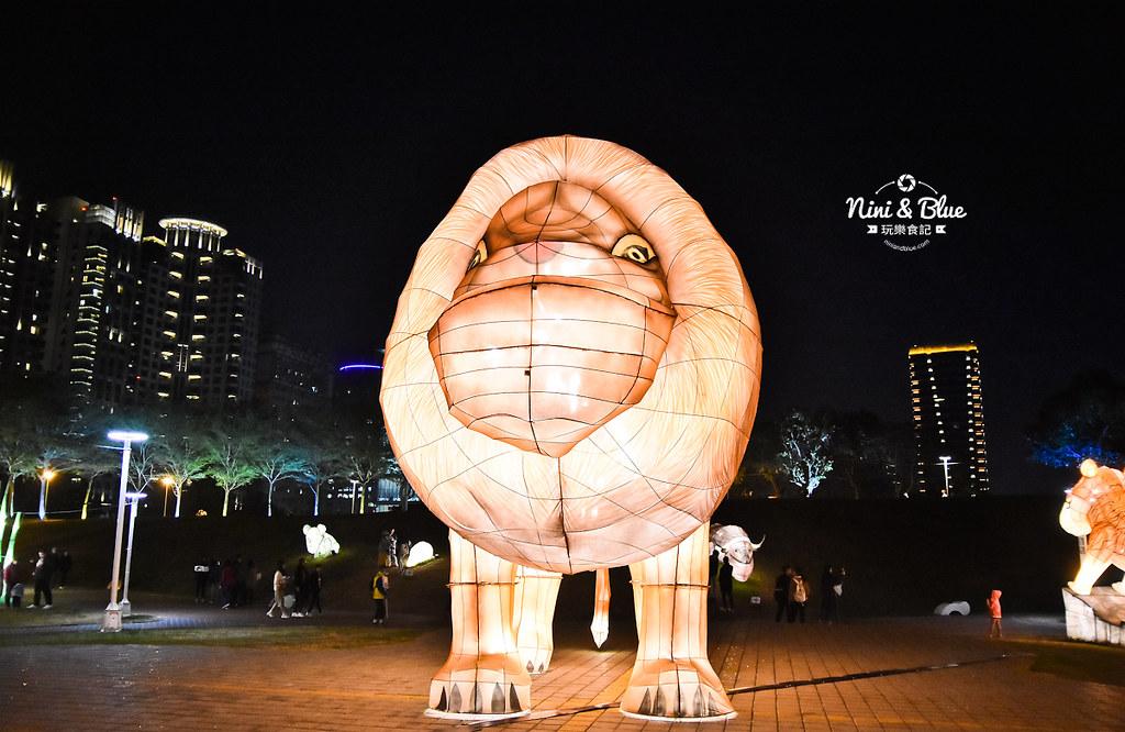 2020台中文心公園燈會07