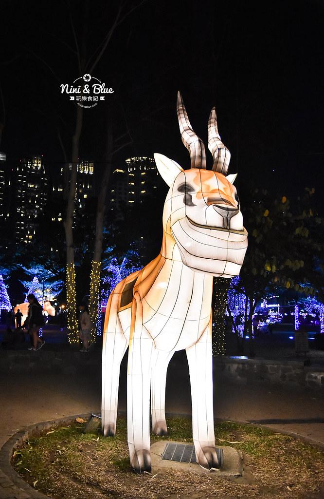 2020台中文心公園燈會06