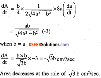 2nd PUC Maths Question Bank Chapter 6 Application of Derivatives Miscellaneous Exercise 6