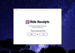 Ride Receipts