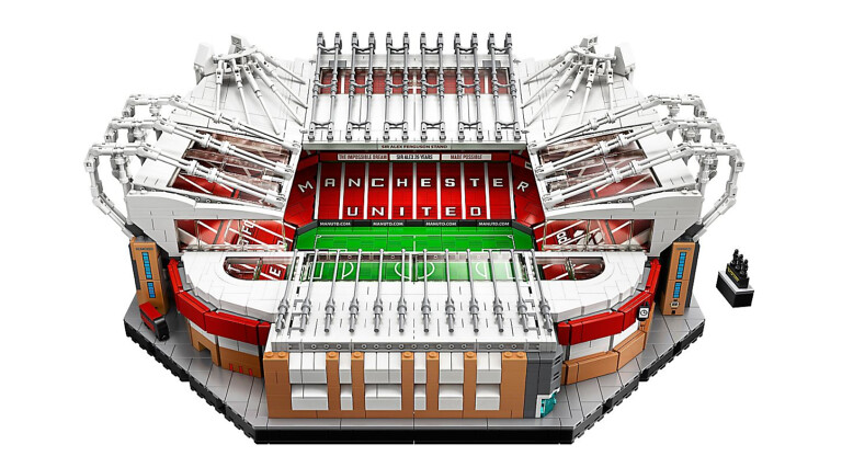 紅魔迷必收~LEGO 10272  CREATOR 系列 曼聯主場【老特拉福德球場】Old Trafford - Manchester United 情報公開