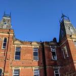 Old Preston architecture