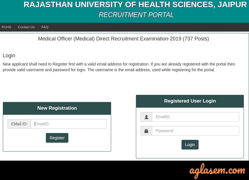 RUHS Medical Officer Admit Card RUHS Medical Officer Admit Card 2020 Available: Download here, Know Exam Date