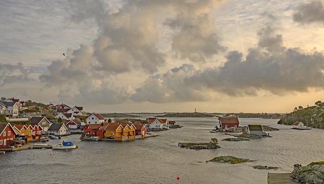 View of Oksøy lighthouse