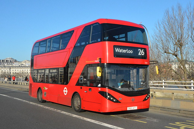 SN66 WRX (2534) HCT Group (CT Plus) London