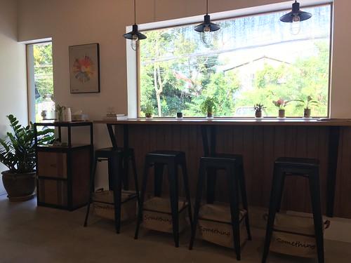 Espresso tonic at Hachiya Coffee koh samui サムイ島でエスプレッソトニック