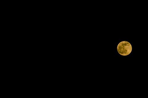 Moon | Puglia | Italy