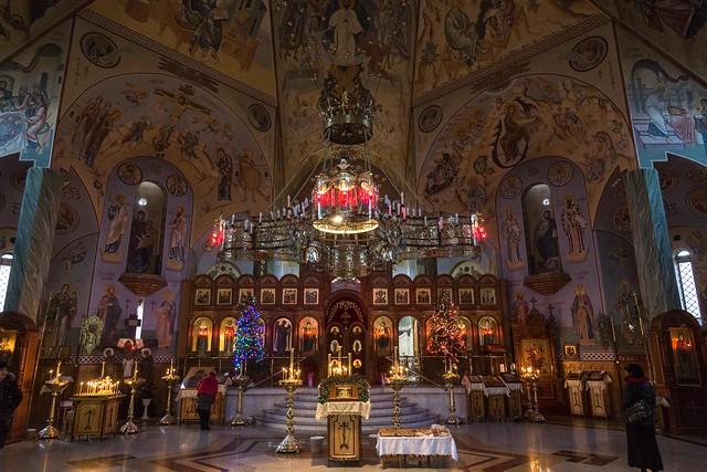 Dzień pamięci św. Serafima z Sarowa