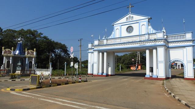 At Madhu Church