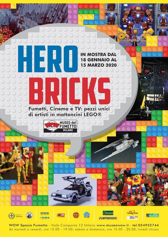 Hero Bricks 2020