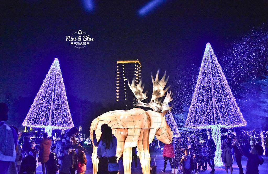 2020台中文心公園燈會02