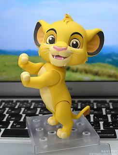 超可愛的幼年模樣黏土人化!迪士尼《獅子王》辛巴(ねんどろいど シンバ)商品情報公開
