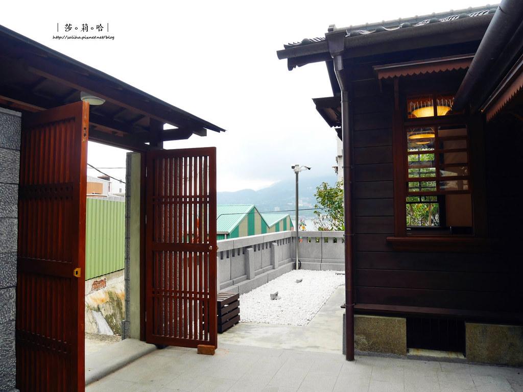 新北淡水老街一日遊附近好玩景點淡水日本警官宿舍古蹟ig拍照推薦打卡 (5)