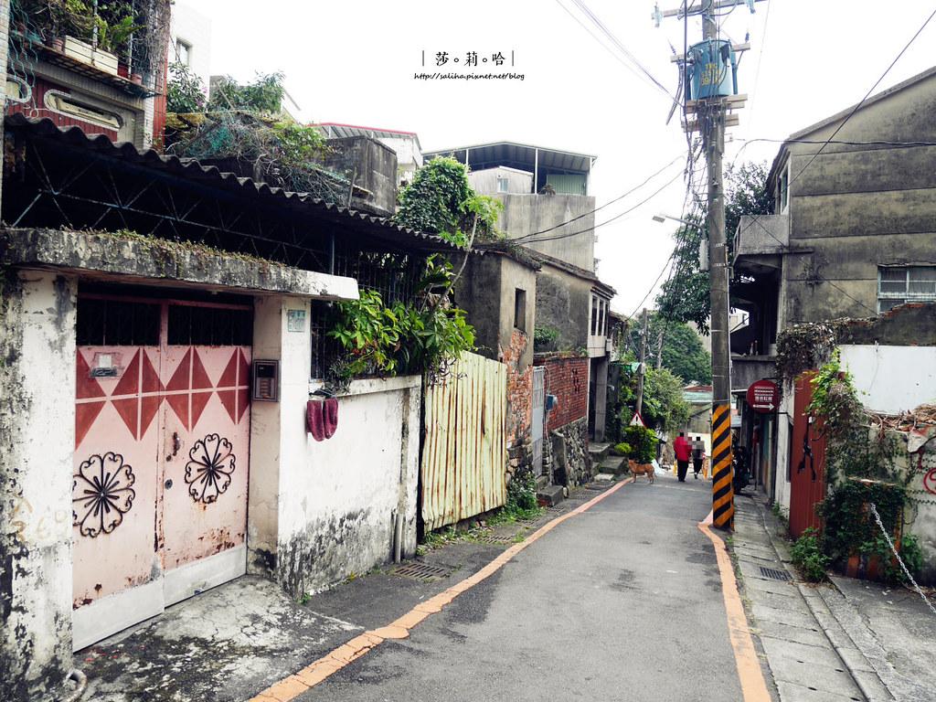 淡水老街文青旅行一日遊景點重建街戀愛巷ig拍照 (4)