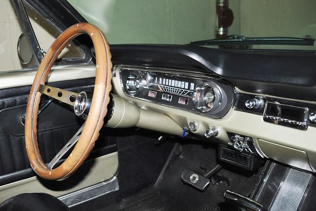 Januar 2020 ... Mit dem Oldtimer Ford Mustang auf kleiner Odenwaldrundfahrt ... Brigitte Stolle
