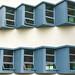 School windows, Singapore