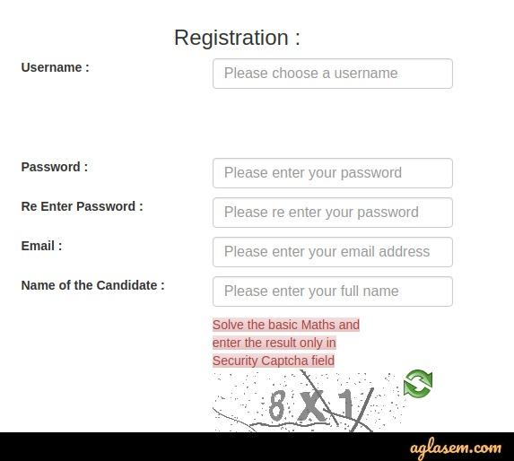 AMU law entrance exam 2020 registration