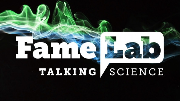 The Famelab logo