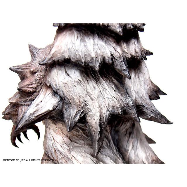 CCP《魔物獵人》巨大軟膠系列02 老山龍亞種:岩山龍(モンスターハンター ギガソフビシリーズ 02 ラオシャンロン 亜種)