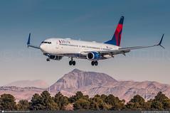 [LAS.2020] #Delta.Air.Lines #DL #Boeing #B737-900 #N840DN #awp