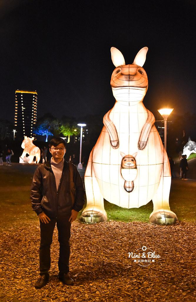 2020台中文心公園燈會08