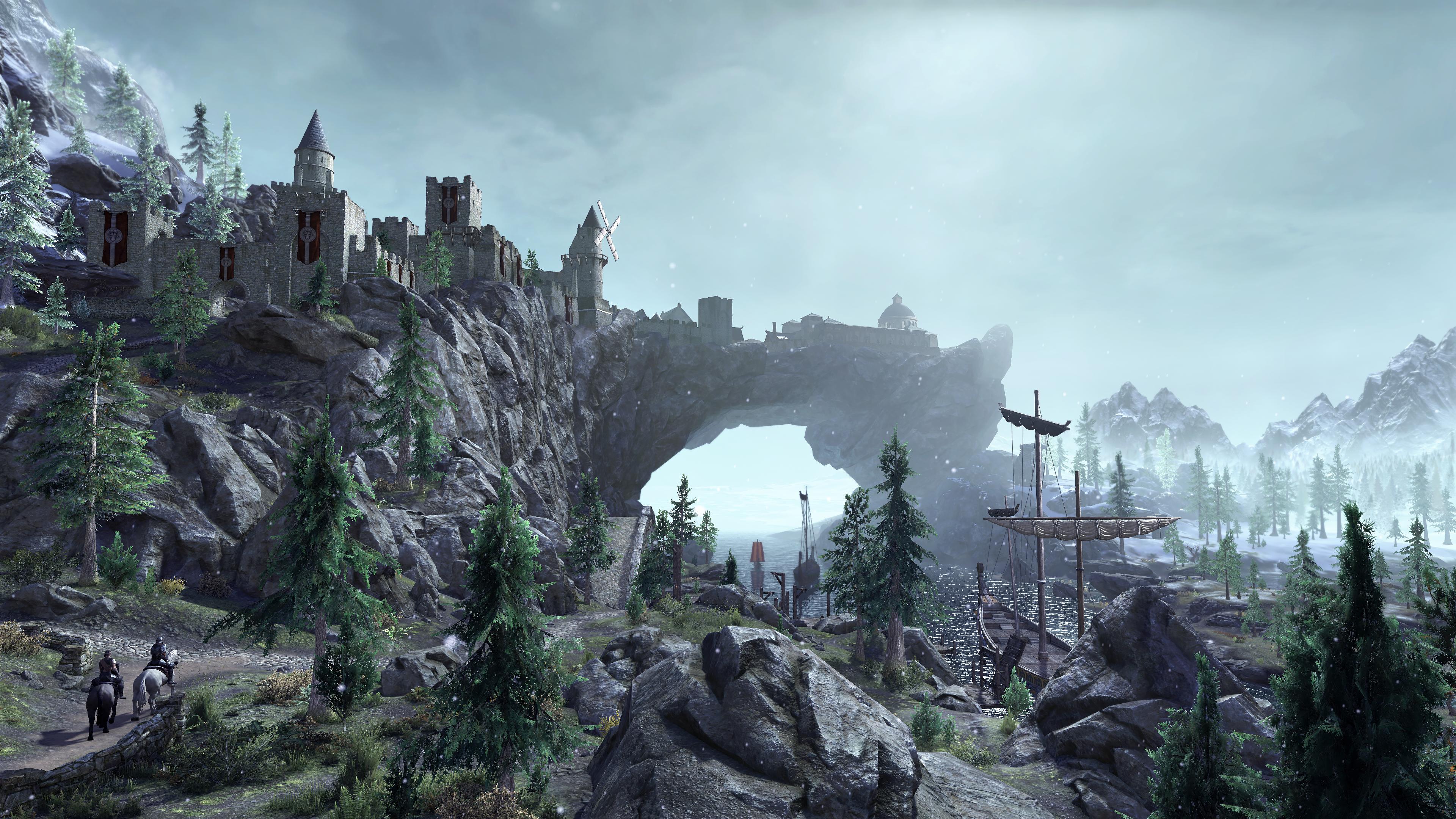 The Elder Scrolls Online on PS4