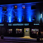 The Northern Way bar in Preston