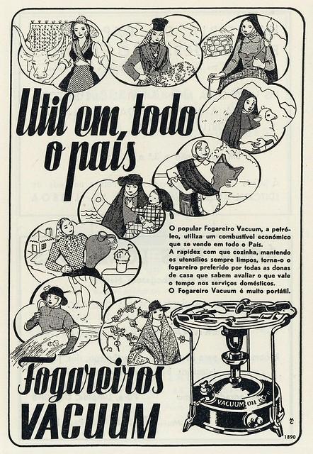 Publicidade antiga   vintage advertisement   1941