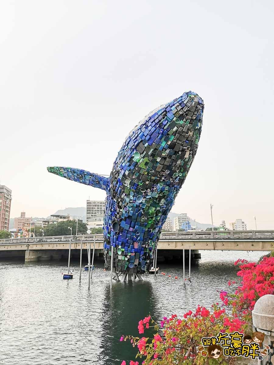愛河巨大鯨魚-2