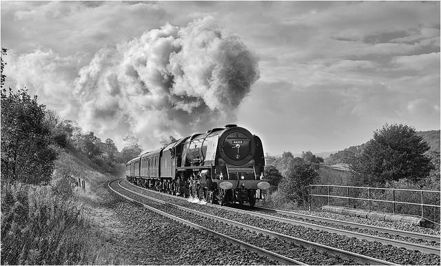 46233. 'Duchess' on the S&C.