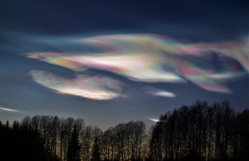 Pearl clouds 3