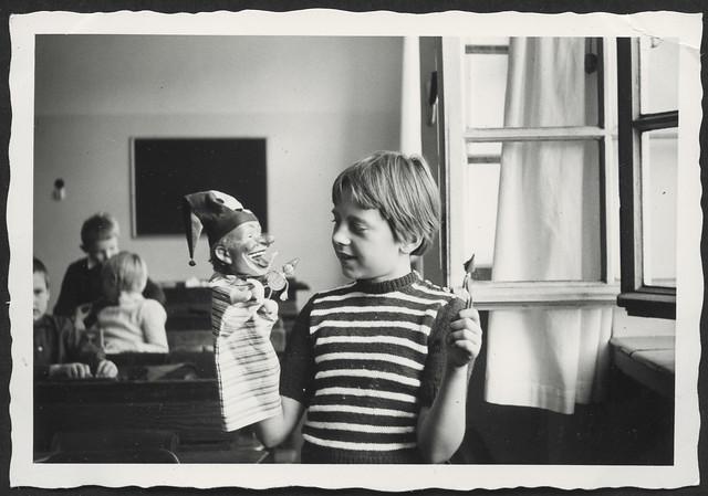 ArchivU979 Schulatmosphäre, Album b, 1960er