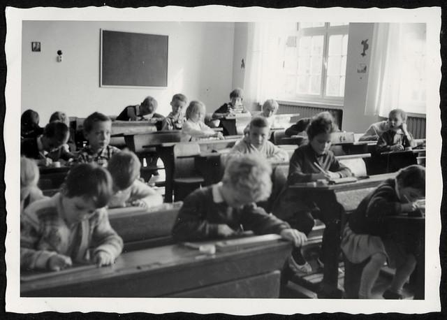 ArchivU976 Schulatmosphäre, Album b, 1960er
