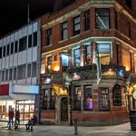 Black Horse pub in Preston