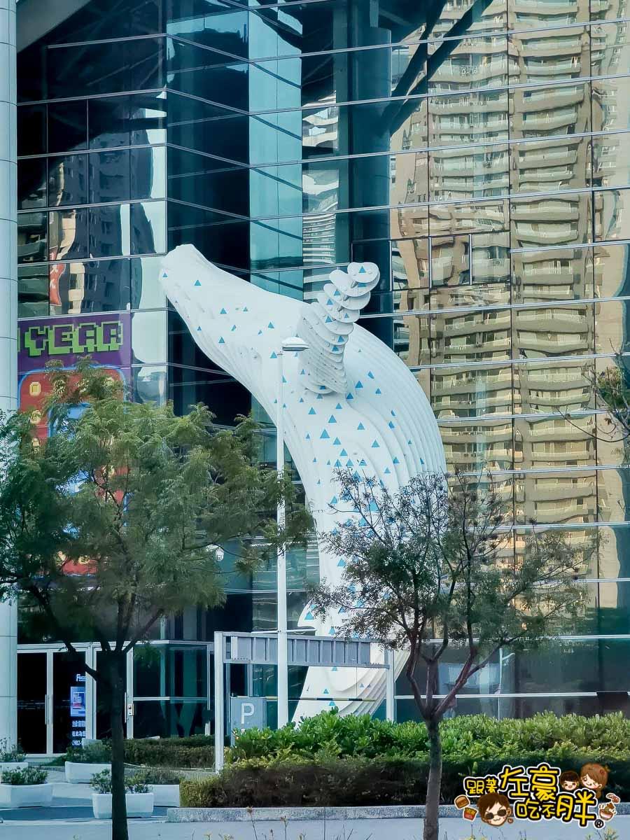 愛河巨大鯨魚-1