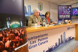 Presentación ciudad de festivales 2020
