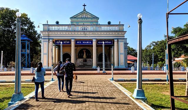Madhu Church