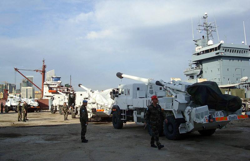 155mm-Caesar-unifil-arrival-20110118-mln-2