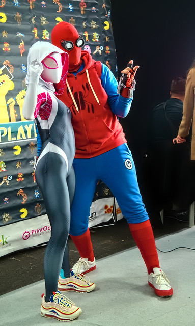 Toulouse Game Show TGS Spider-Man