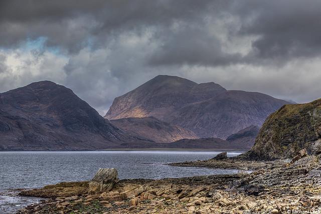 The Cuillins; Elgol, Isle of Skye, Scotland