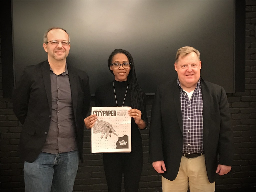 City Paper 2020 Fiction Contest Winners