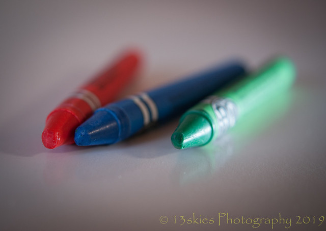 Red Blue Green (HMM)