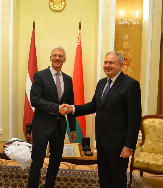 Ministru prezidenta Krišjāņa Kariņa darba vizīte Minskā (Baltkrievija)