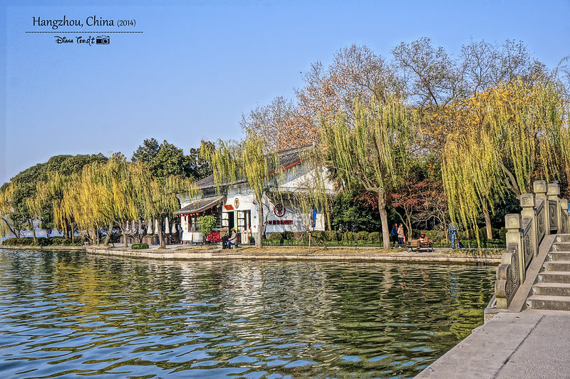 2014 China Hangzhou West Lake 01