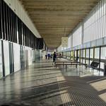 Inside Preston Bus Station