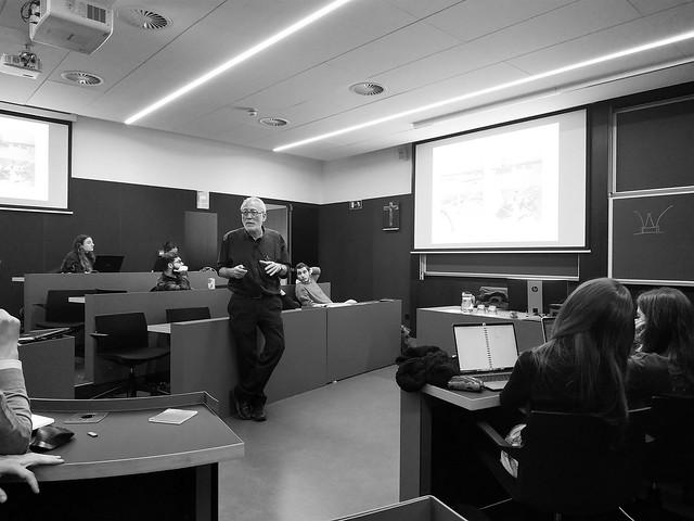 Semana 8: Taller de Estructuras con Agusti Obiol y Carlos Muñoz. 27-28 noviembre.  El penúltimo taller del curso y el segundo del módulo Construcción - Instalaciones - Estructuras ha sido el Taller de Estructuras de la mano de Agusti Obiol y Carlos Muñoz.